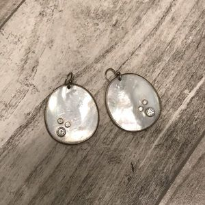 Silpada Water Drop Earrings